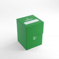 Gamegenic Deck Holder 100+ Green
