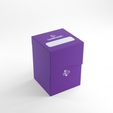 Gamegenic Deck Holder 100+ Purple