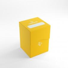 Gamegenic Deck Holder 100+ Yellow
