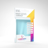 Gamegenic Inner Sleeves Clear 100