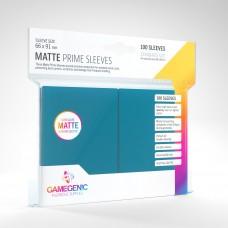 Gamegenic Matte Prime Sleeves 100 Blue