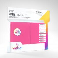 Gamegenic Matte Prime Sleeves 100 Pink