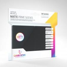 Gamegenic Matte Prime Sleeves 100 Black