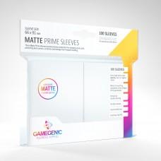 Gamegenic Matte Prime Sleeves 100 White