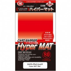 KMC Hyper Mat Red (80)