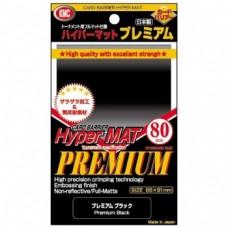 KMC Hyper Mat Premium Black (80)