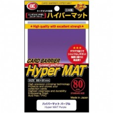 KMC Hyper Mat Purple (80)