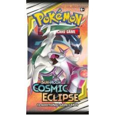 Pokémon Cosmic Eclipse Booster
