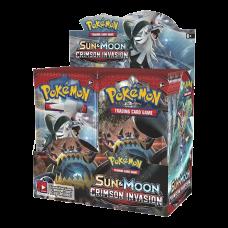 Pokémon Crimson Invasion Boosterbox