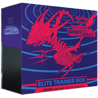 Pokémon Sword & Shield: Darkness Ablaze Elite Trainer Box