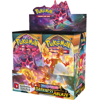Pokémon Sword & Shield: Darkness Ablaze Booster Box