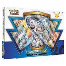 Red & Blue Collection 20th Anniversary Box - Blastoise EX