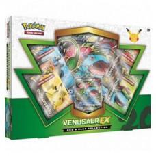 Red & Blue Collection 20th Anniversary Box - Venusaur EX