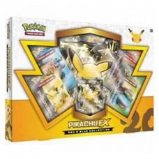 Red & Blue Collection - Pikachu EX