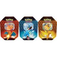Pokémon Hidden Fates Tin 3-Set