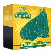 Pokémon Sword & Shield: Rebel Clash Elite Trainer Box