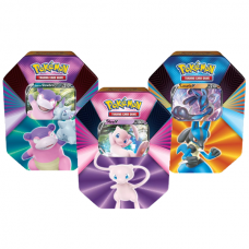 Pokémon Spring V Tin 3-Set