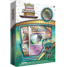 Shining Legends - Pin Collection Marshadow