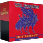 Pokémon Sword & Shield Elite Trainer Box - Zacianta