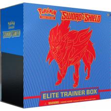 Pokémon Sword & Shield Elite Trainer Box - Zamazanta