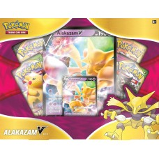 Pokémon Alakazam V Box
