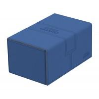 Ultimate Guard Twin Flip'n'Tray Deck Case 160+ XenoSkin Blue