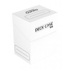 Ultimate Guard Deck Case 80+ White