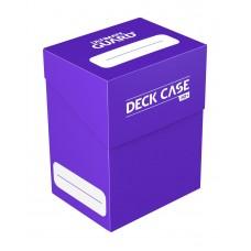 Ultimate Guard Deck Case 80+ Purple