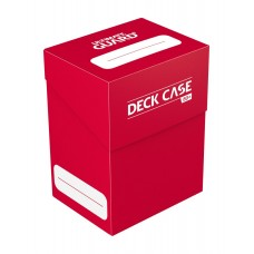 Ultimate Guard Deck Case 80+ Red