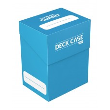 Ultimate Guard Deck Case 80+ Light Blue