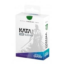 Ultimate Guard Katana Sleeves Green