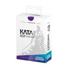 Ultimate Guard Katana Sleeves Purple