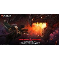 Adventures in the Forgotten Realms Commander Deck 4-SET