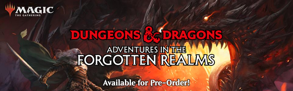 ADVENTURES IN THE FORGOTTEN REALMS