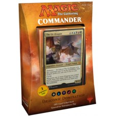 Draconic Domination - Commander 2017