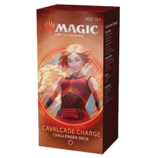 Challenger Deck 2020 Cavalcade Charge