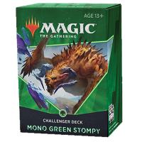 Challenger Deck 2021 Mono Green Stompy