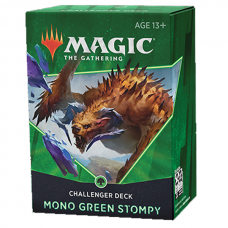 Challenger Deck 2021 Mono Green Stompy