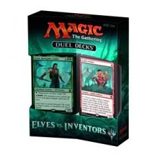 Elves vs Inventors Duel Deck