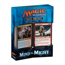 Mind vs Might Duel Deck