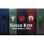 Guilds of Ravnica Guild Kit 5-Set