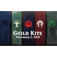 Guilds of Ravnica Guild Kit 5-Set