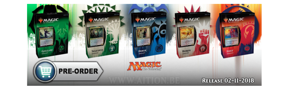 GUILDS OF RAVNICA GUILD KITS