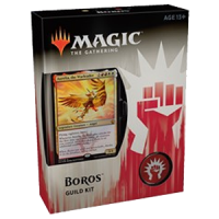 Guilds of Ravnica Boros Guild Kit