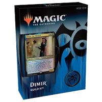 Guilds of Ravnica Dimir Guild Kit