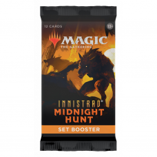 Innistrad: Midnight Hunt Set Booster
