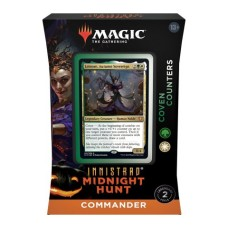 Innistrad: Midnight Hunt Commander Deck Coven Counters