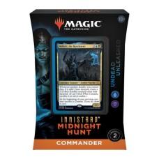 Innistrad: Midnight Hunt Commander Deck Undead Unleashed