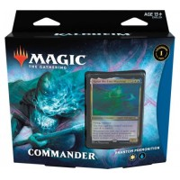 Kaldheim Commander Phantom Premonition Deck