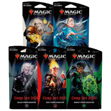 Core Set 2020 Theme Booster - 5-Set